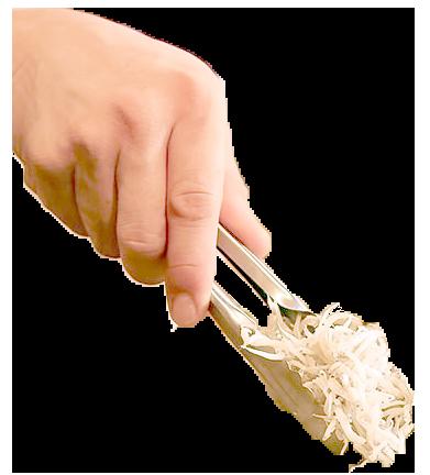 しらすペペロンチーノの画像