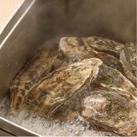まんぷく厨房ちゃらりんの「牡蠣のがんがん焼」の画像